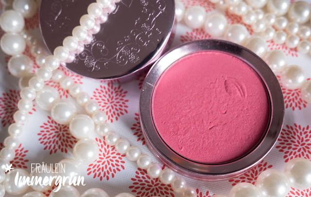 100% Pure Fruit Pigmented Blush Plum