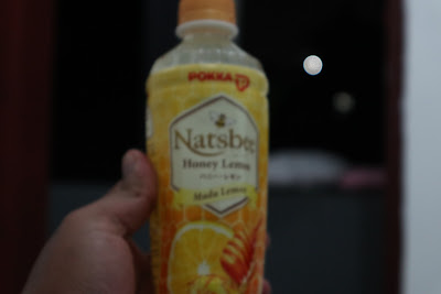Natsbee Honey Lemon Temani Harimu #AsikTanpaToxic