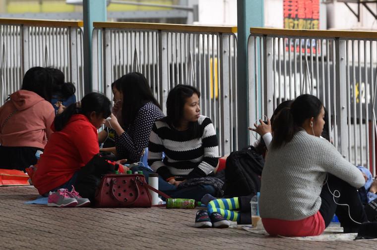 Buruh Migran di Hong Kong