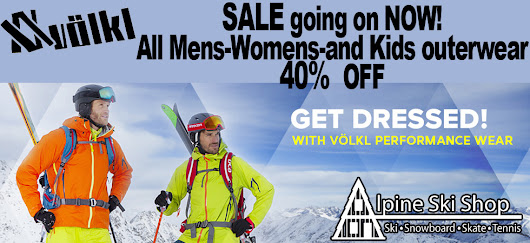 Volkl Clothing SALE going on NOW!