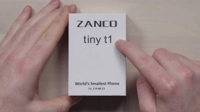 Unboxing zanco tiny t1 inside carton