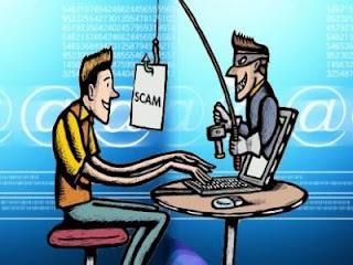 phishing scam Pengertian Lengkap dari Scam