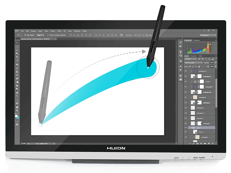 Huion To Bring Class Leading Graphic Tablets For The PH Market!