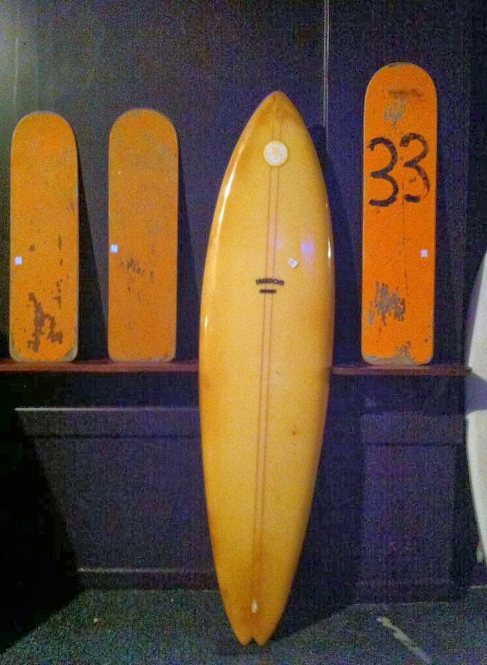 Vintage Surfboard Collector Uk Jersey Surfboard Club Auction