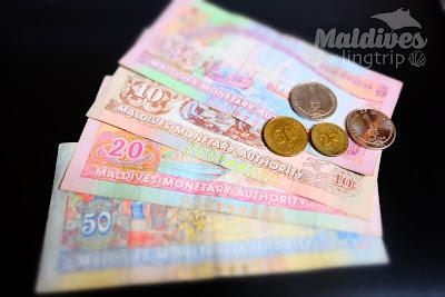 Maldives mata uang