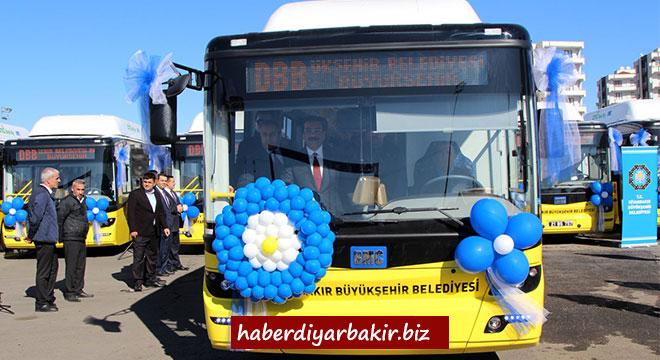 Diyarbakır BE belediye otobüs saatleri