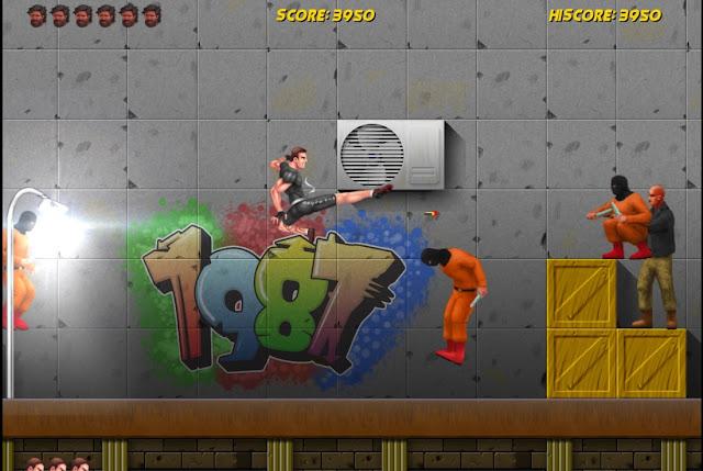 Presentado el primer vídeo de Shadow Gangs, un arcade 2D con influencias de Shinobi
