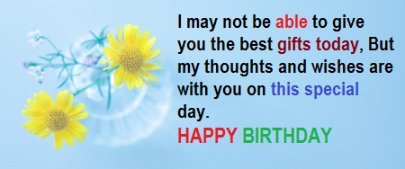The Top Birthday Messages & wishes in Hindi & English