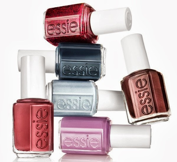 essie Shearling Darling Collection Winter 2013
