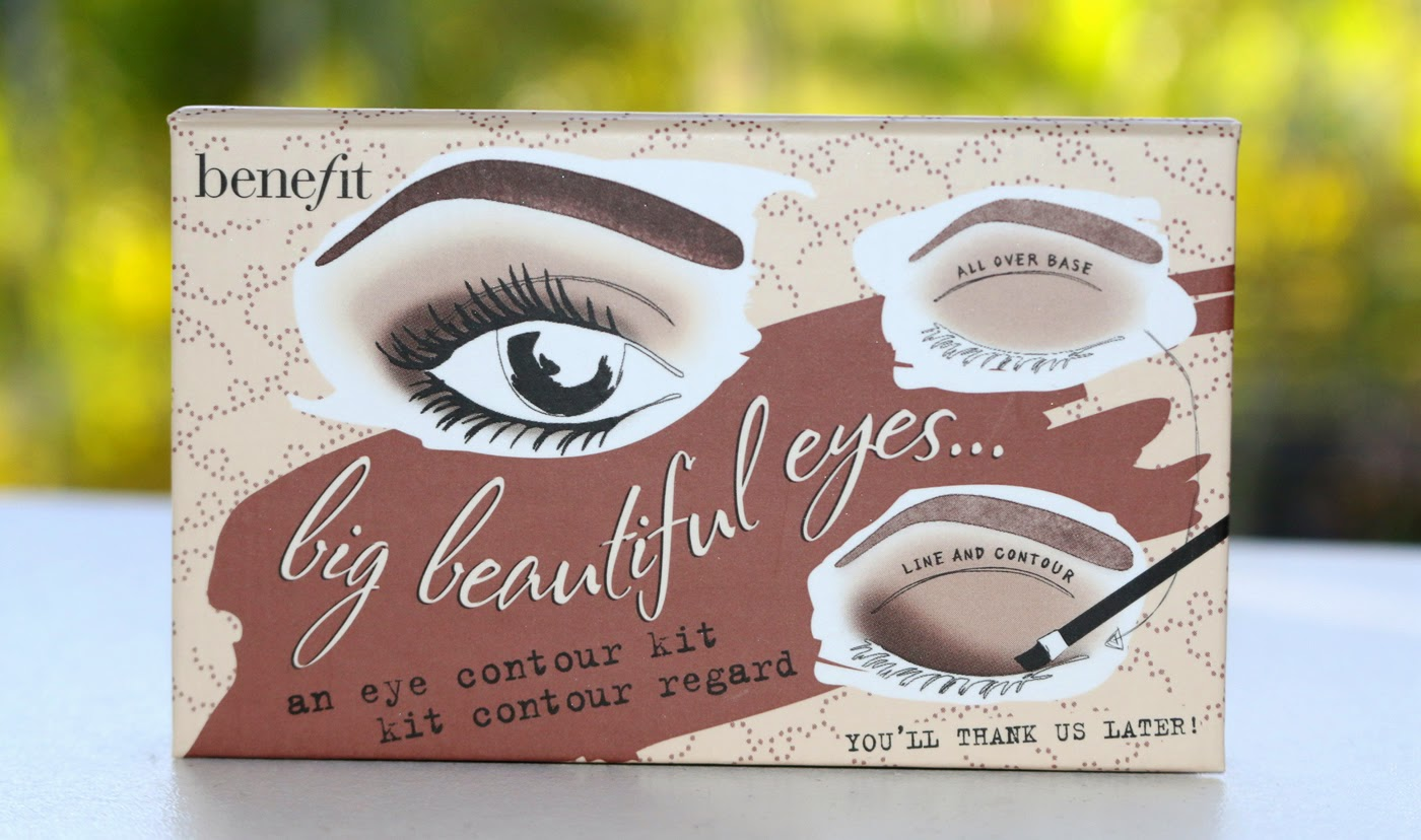 Big Beautiful Eyes Palette by Benefit #21