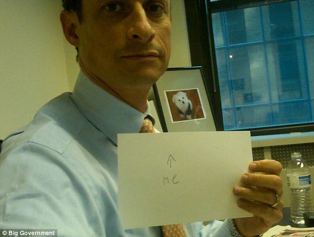 T.O.T. Private consulting services: Weiner - the naked