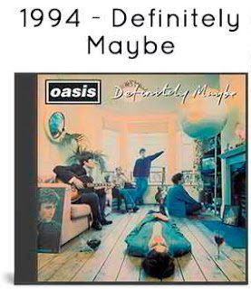 1994 - Definitely Maybe