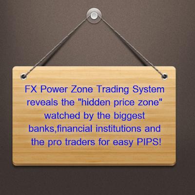 Zone trading system