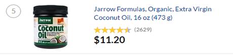 iherb椰子油