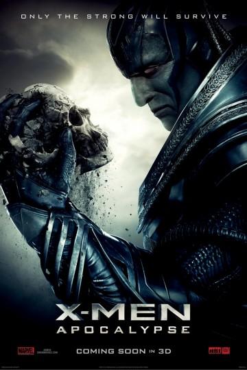 Xem Phim X Men Apocalypse 2016