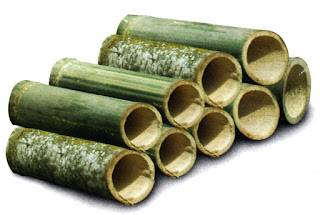 Potongan Bambu Melipatgandakan Biogas