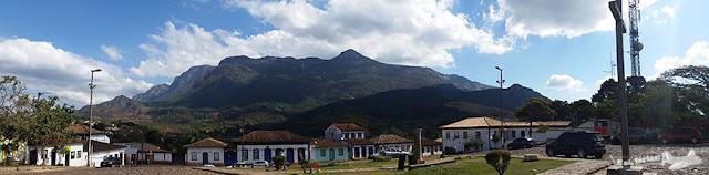 Catas Altas, Minas Gerais. Caminho dos Diamantes, Estrada Real