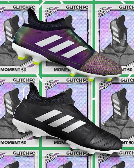 e6b10734bc9 Adidas Glitch 18 1982 Copa   2010 F50 Adizero Throwback Boot Skins ...