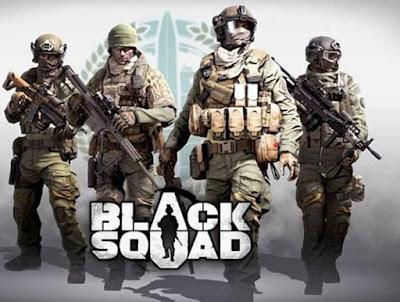 black squad pekalongan kummuniti