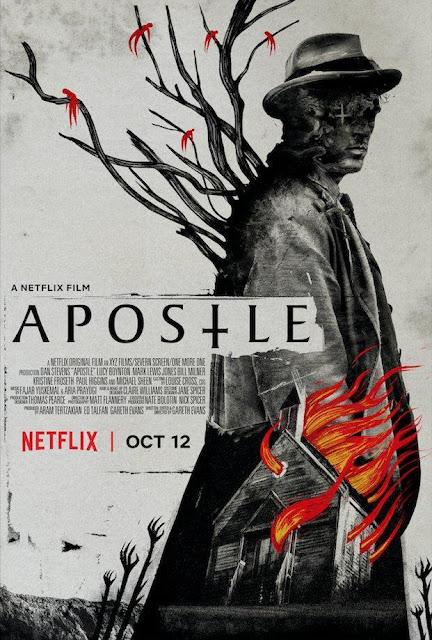 Apostle [2018] [BBRip 1080p] [Dual Audio]