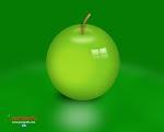 Membuat Desain Buah Apple di Photosop