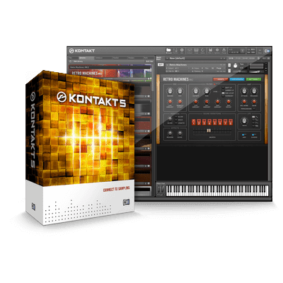 Native Instruments - Kontakt 5 Full version