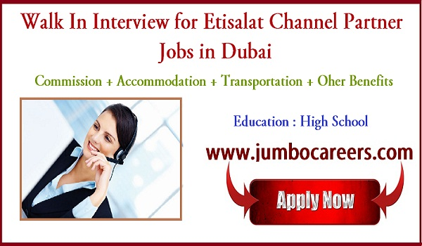 latest company jobs in Dubai, Gulf jobs with salary and a package of benefits,