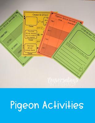 Pigeon Craft and Activities