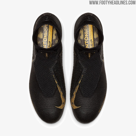 01af170ba55 Black Lux  Nike Phantom Vision 2019 Boots Released - Footy Headlines