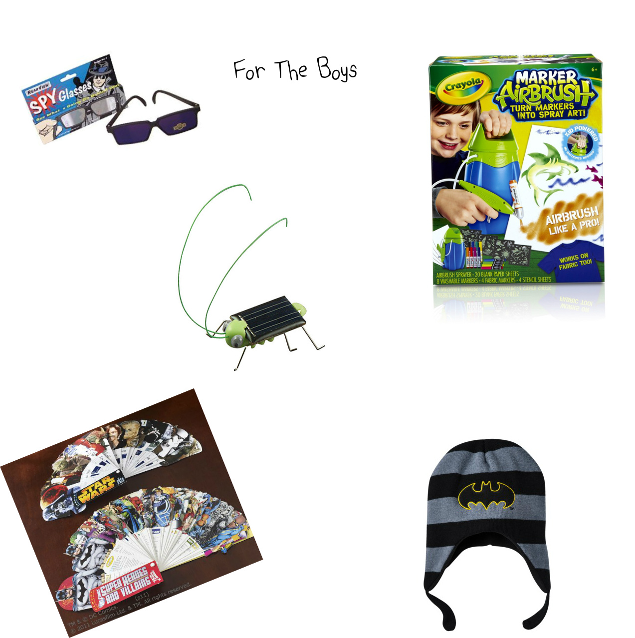 Happy Kids Inc Kids Favorite Stocking Stuffers
