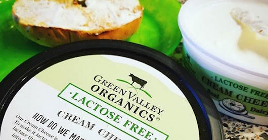 Green Valley Organics Lactose Free Cream Cheese