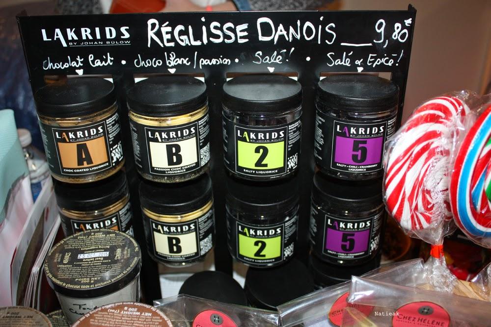 reglisse Danois épicerie gourmande Chez Hélène