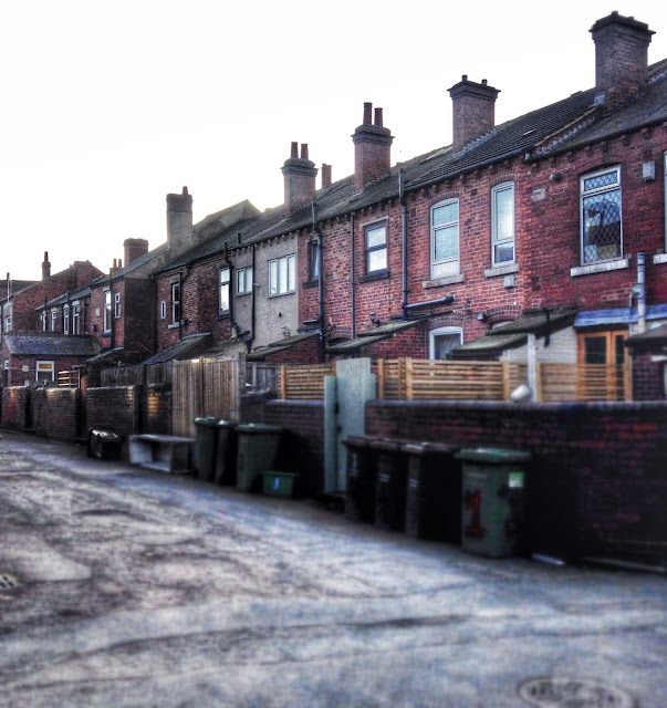 Wakefield back streets