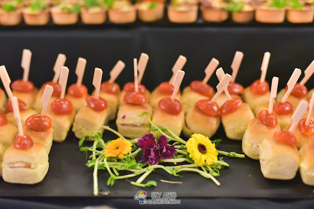 Le French Film Festival 2018 Launching at GSC Pavilion KL, Malaysia - PAUL French Restaurant Finger Food