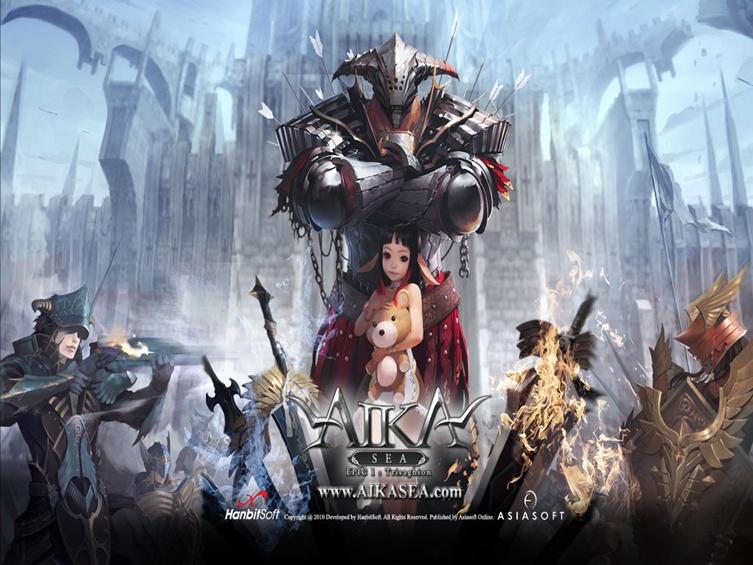 Download Free MMORPG : Aika Online   MMOLite