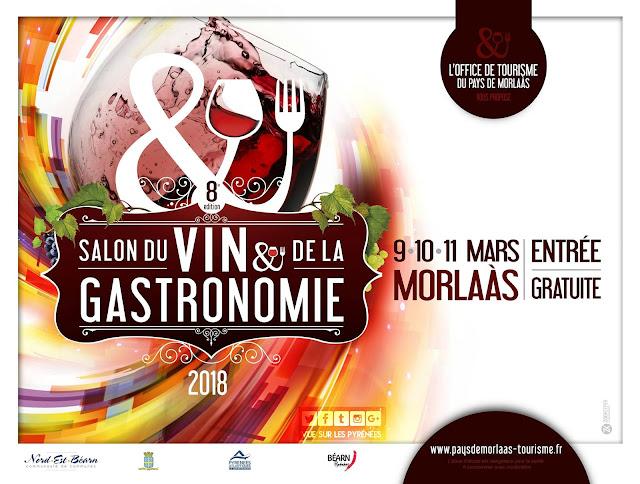 Salon du vin et de la gastronomie Morlàas 2018