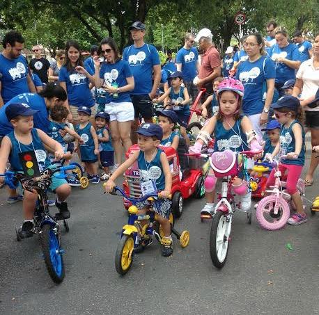 Colégio Casaforte promove  Passeio ciclístico comemora semana do trânsito em Recife