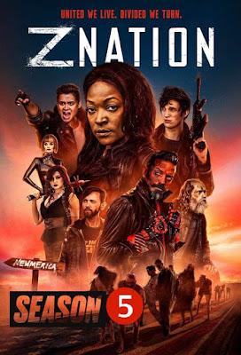Z Nation (TV Series) S05 Custom HD Dual Latino