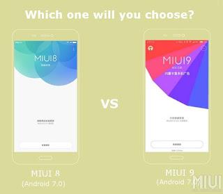 Download MIUI 9 Alpha & Beta untuk Redmi Note 4x dan Mi 6