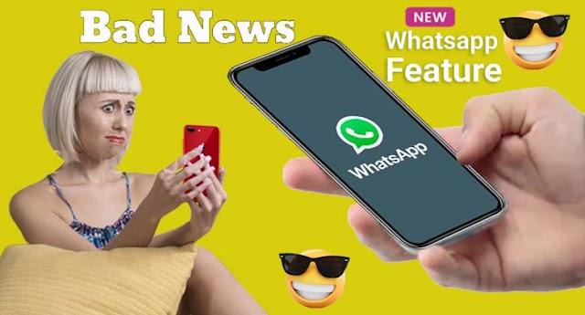 WhatsApp Update: the new feature is BAD news for Android users