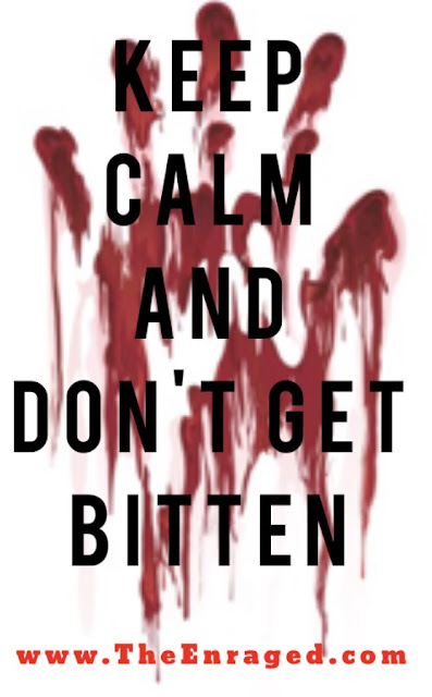 Keep Calm, Zombie Novel, Future NY Times Best Seller