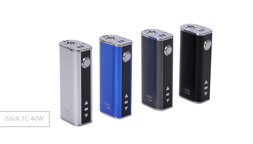 Four Classic Colors For iStick TC40W