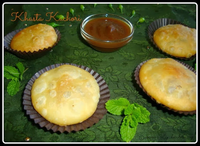 photo of Khasta Kachori /Moong Dhal Kachori/ Kachori