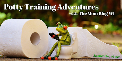 Potty Training Adventures With The Mom Blog WI | Toddlers & Potty Training | #Toddler #Parenting #TheMomBlogWI #Blogging #MomLife #MindfulParenting #Independence #Encouragement #PottyTraining