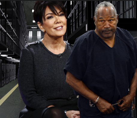 OJ Simpson denies sleeping with Kris Jenner