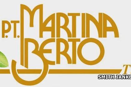 Lowongan Kerja Pekanbaru : PT. Martina Berto Tbk Oktober 2017