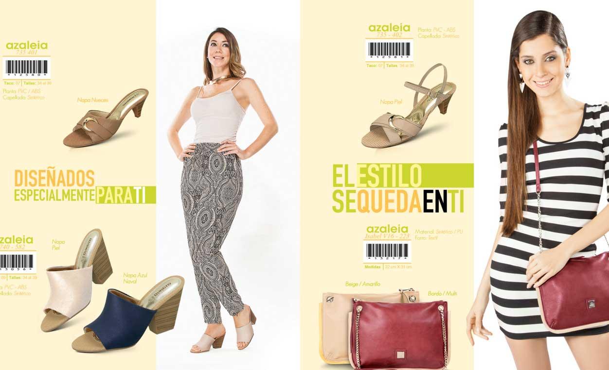 catalogo azaleia Peru  verano 2016