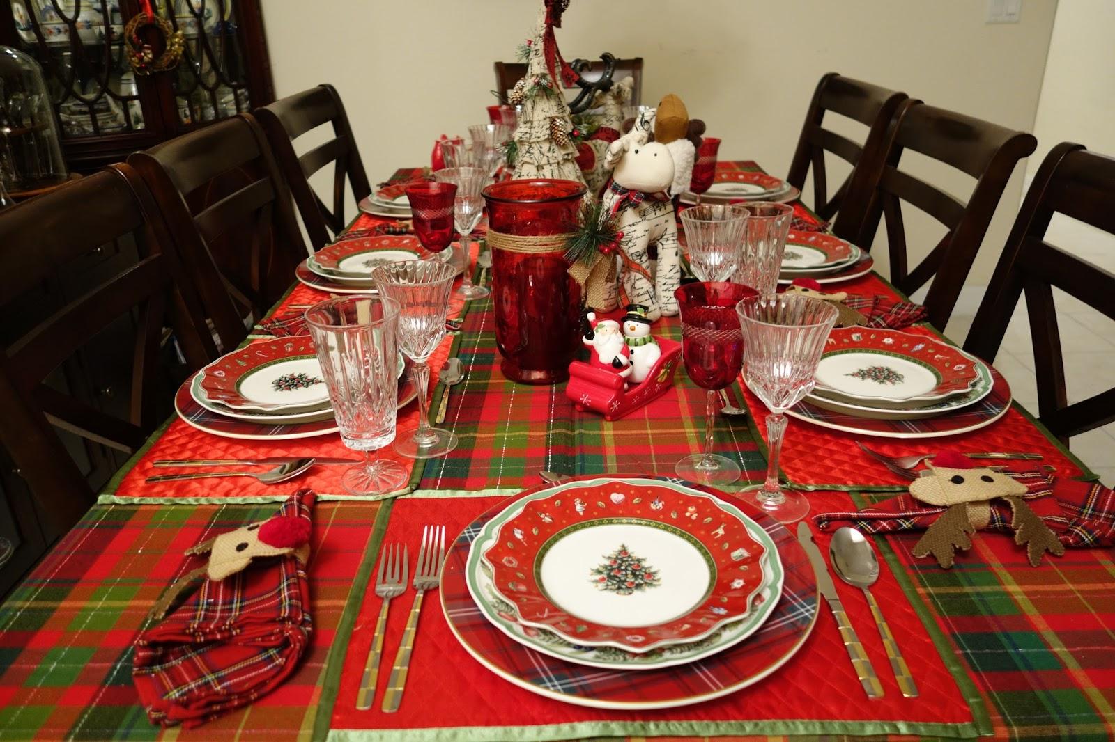 12 Days Of Christmas Dinner Plates