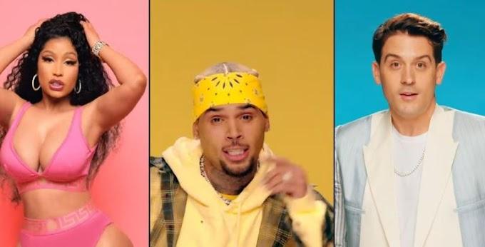[ VIDEO ] Chris Brown – Wobble Up Ft. Nicki Minaj & G-Eazy   MP3 DOWNLOAD