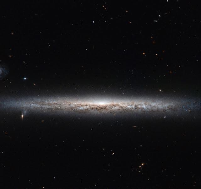 The NGC 3501 Galaxy